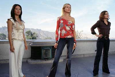 Charlie's Angels image