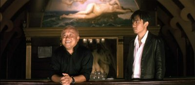 Infernal Affairs image
