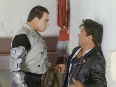 Cyborg Cop image