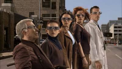 Spy Kids 3D: back in reality.