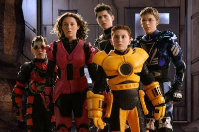 Spy Kids 3D: the goon squad.