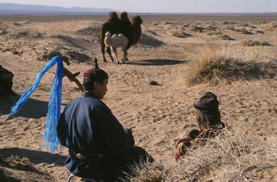 The Story of the Weeping Camel image
