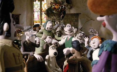 Wallace and Gromit image
