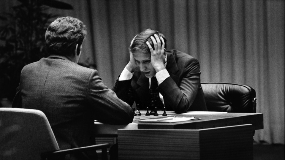 Bobby Fischer Against The World image